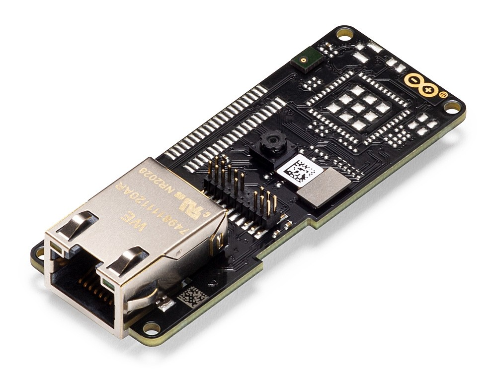 Arduino Portenta Vision Shield — New Portenta Add-on For Edge Machine Learning and Computer Vision