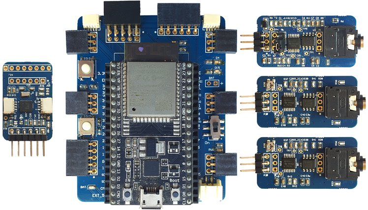 E3K – An affordable, open source all-in-one bio-sensing platform