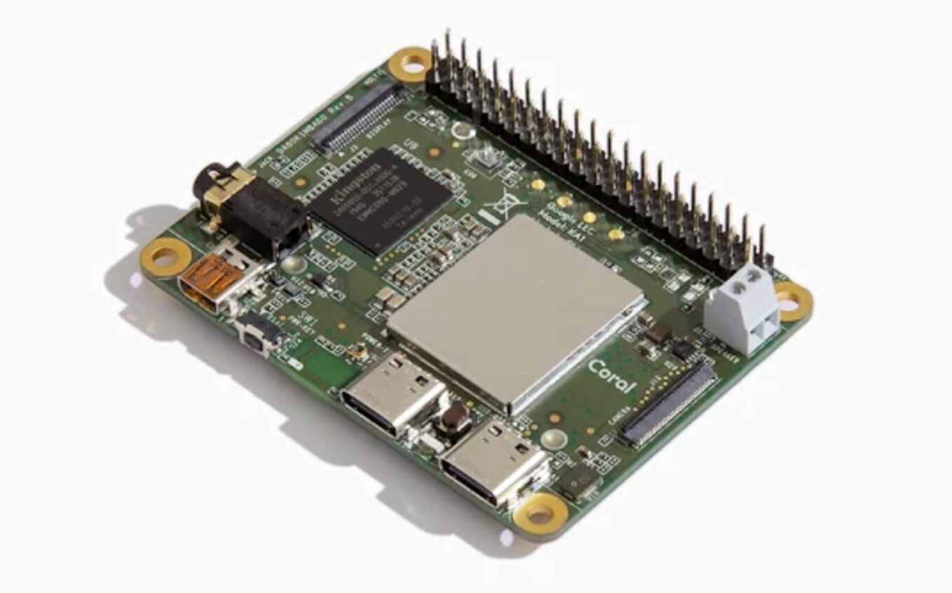 Coral Dev Board Mini is available for pre-orders