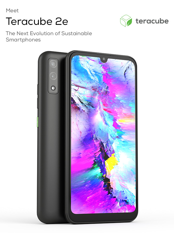 Teracube 2e: Next Evolution of Sustainable Phones