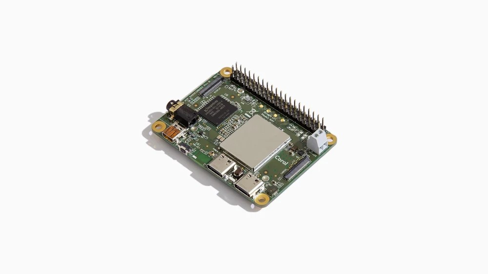 The New Coral Dev Board is Powered by MediaTek