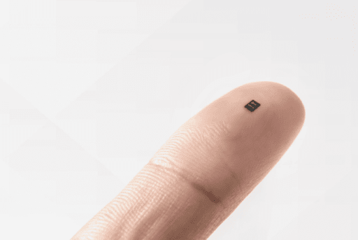 The world's smallest Bluetooth SoC released