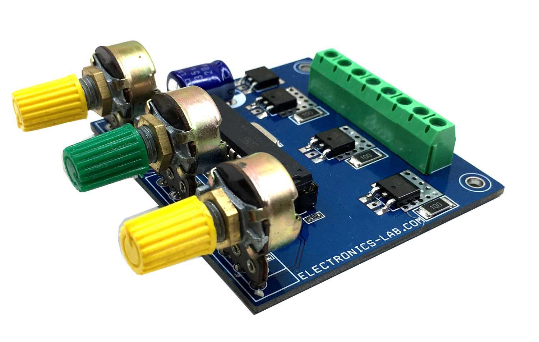 RGB LED Controller using Atmega328
