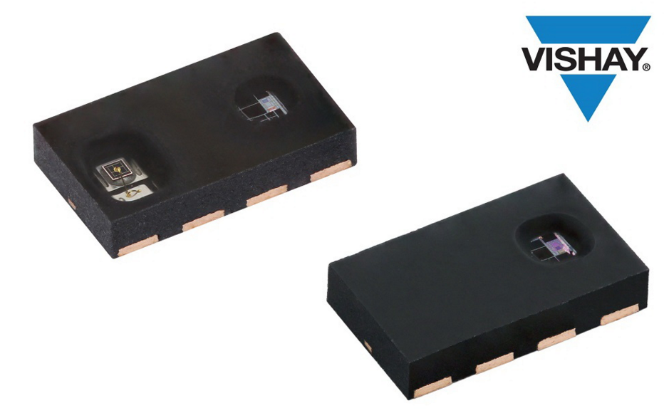 Vishay's New Automotive Grade Proximity Sensors Deliver High Resolution Up to 20 µm for Force Sensing