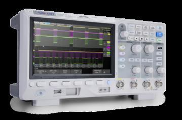 Siglent SDS1104X-U 100MHz Four channel oscilloscope sells for €359.00