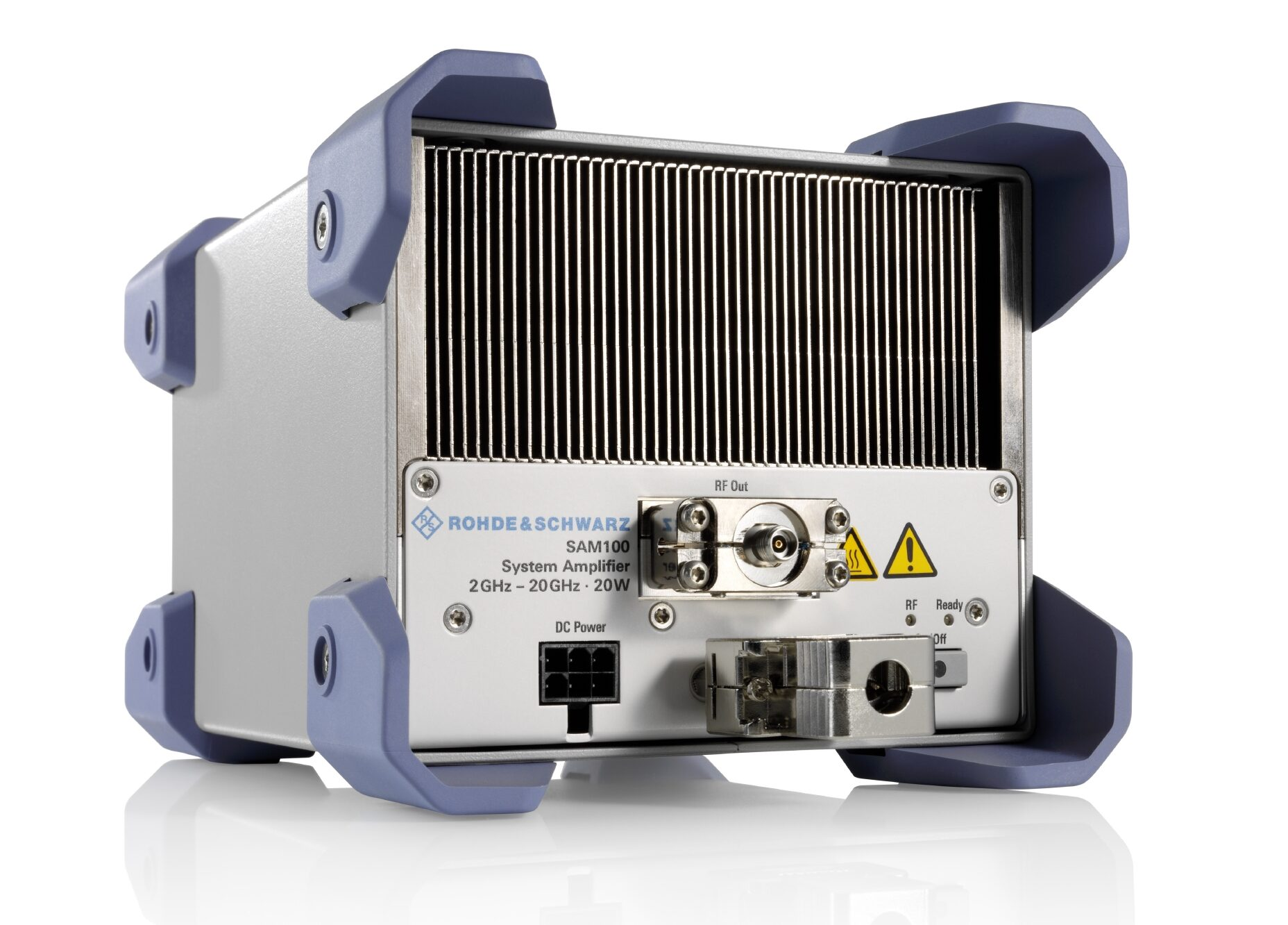 New Rohde & Schwarz System Amplifier Targets Microwave Device Manufacturers