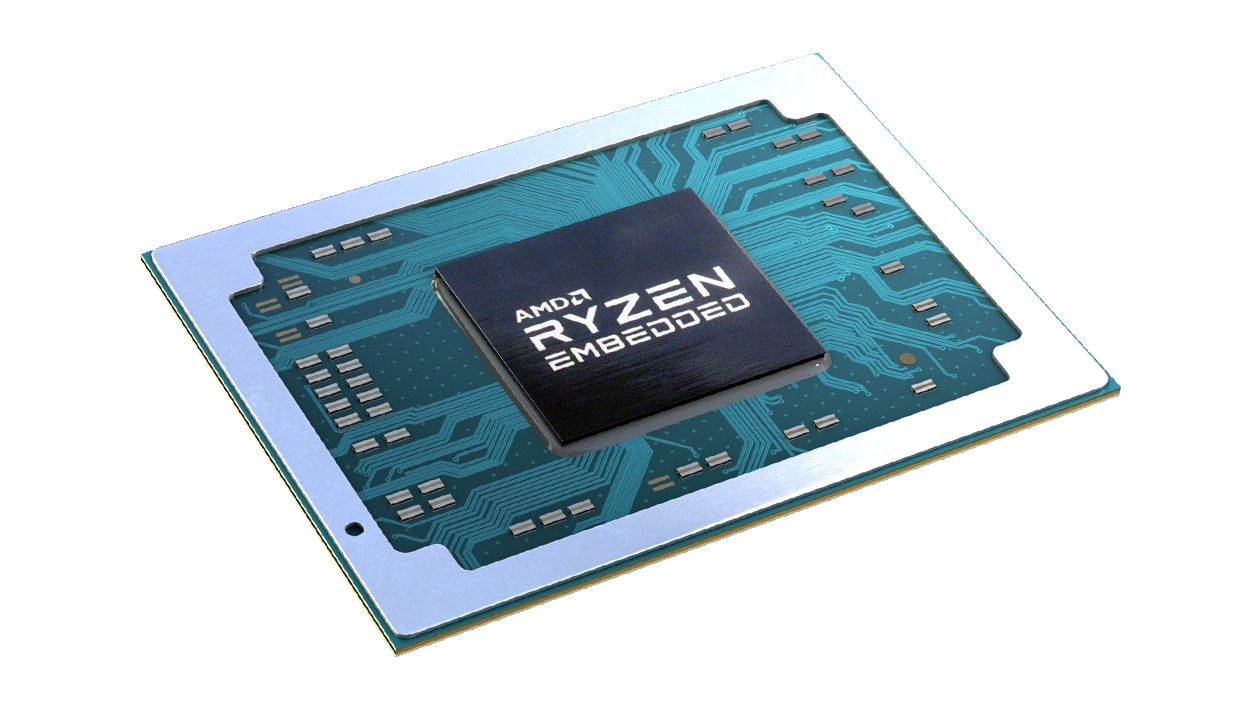 Ryzen Embedded V2000 with AMD Radeon™ Promises Double Performance