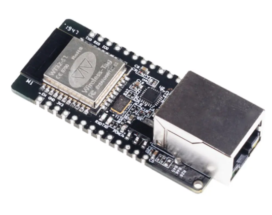 $6 WT32-ETH01 is a Tiny ESP32 board with Ethernet