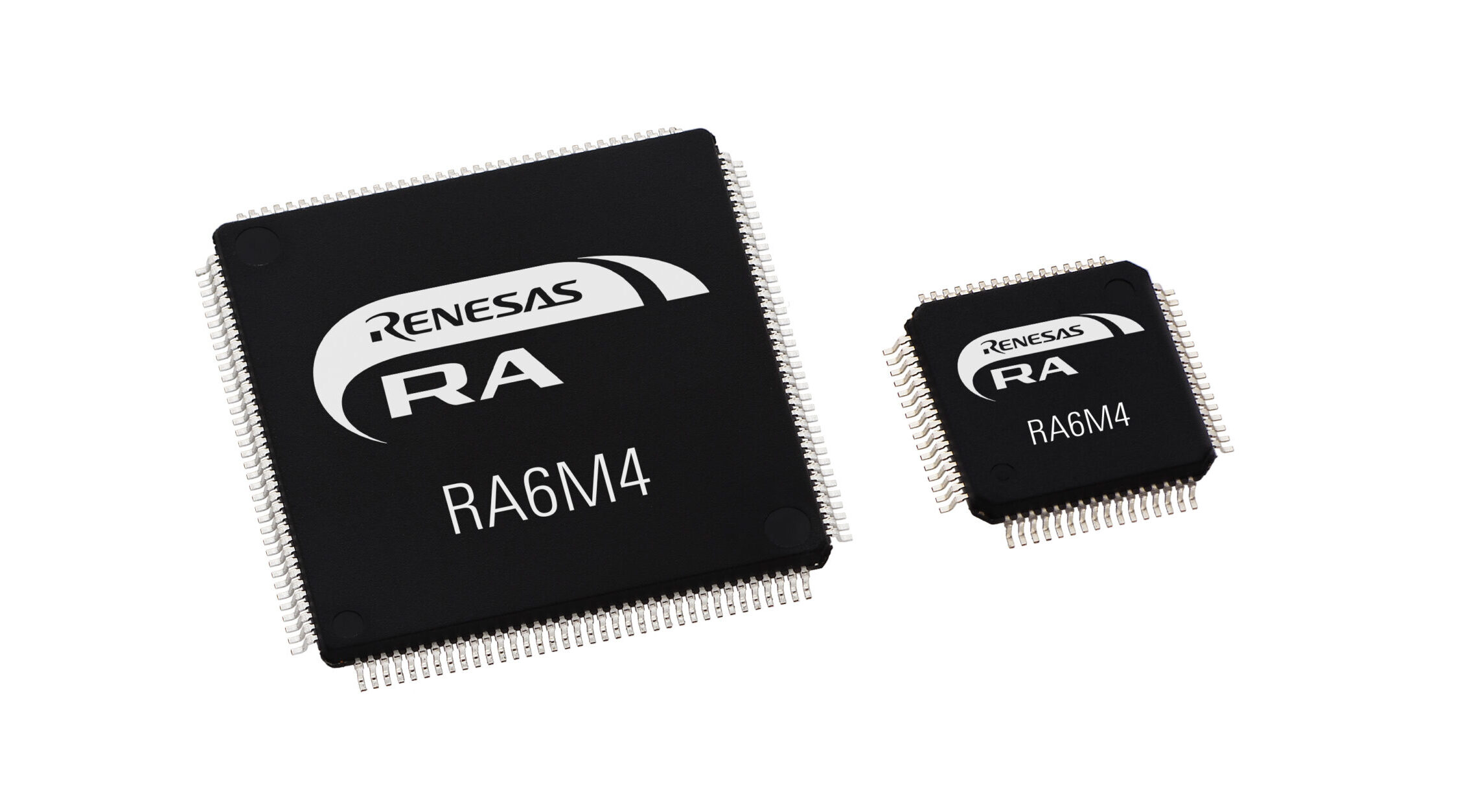 Renesas' RA6M4 is ideal for IoT applications requiring Ethernet, large embedded RAM, and low active power consumption