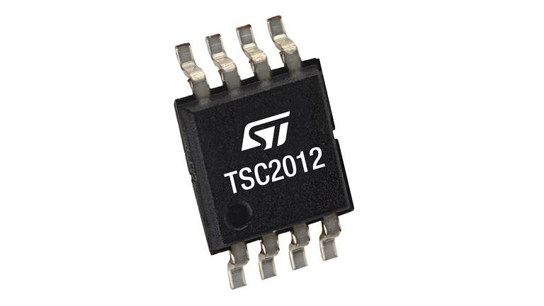 STMicroelectronics TSC201x bidirectional current sense amplifier