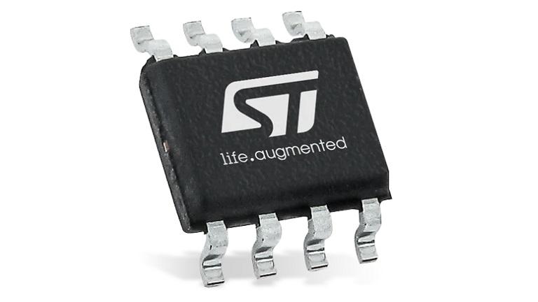 STMicroelectronics TSZ182 and TSZ182H zero drift 5V CMOS Op-Amps