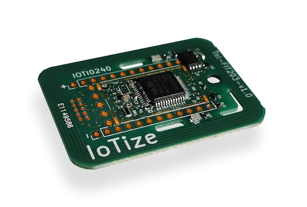 TapNLink™ TnL-FIT203 enhances user experiences with NFC 3-stroke configuration