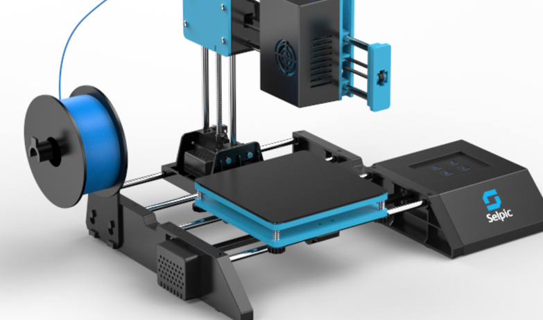 Selpic Star A – A Cost-Effective Multifunctional mini 3D Printer