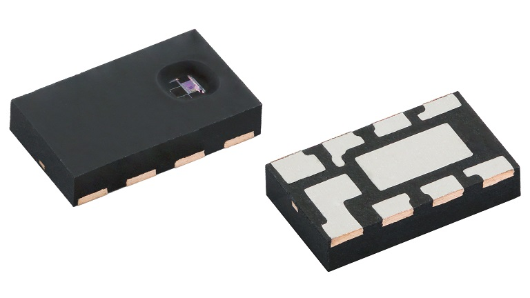 Vishay VCNL4035X01 fully integrated proximity and ambient light sensor