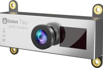 Affordable Plug-and-Play LiDAR Camera: Onion Tau