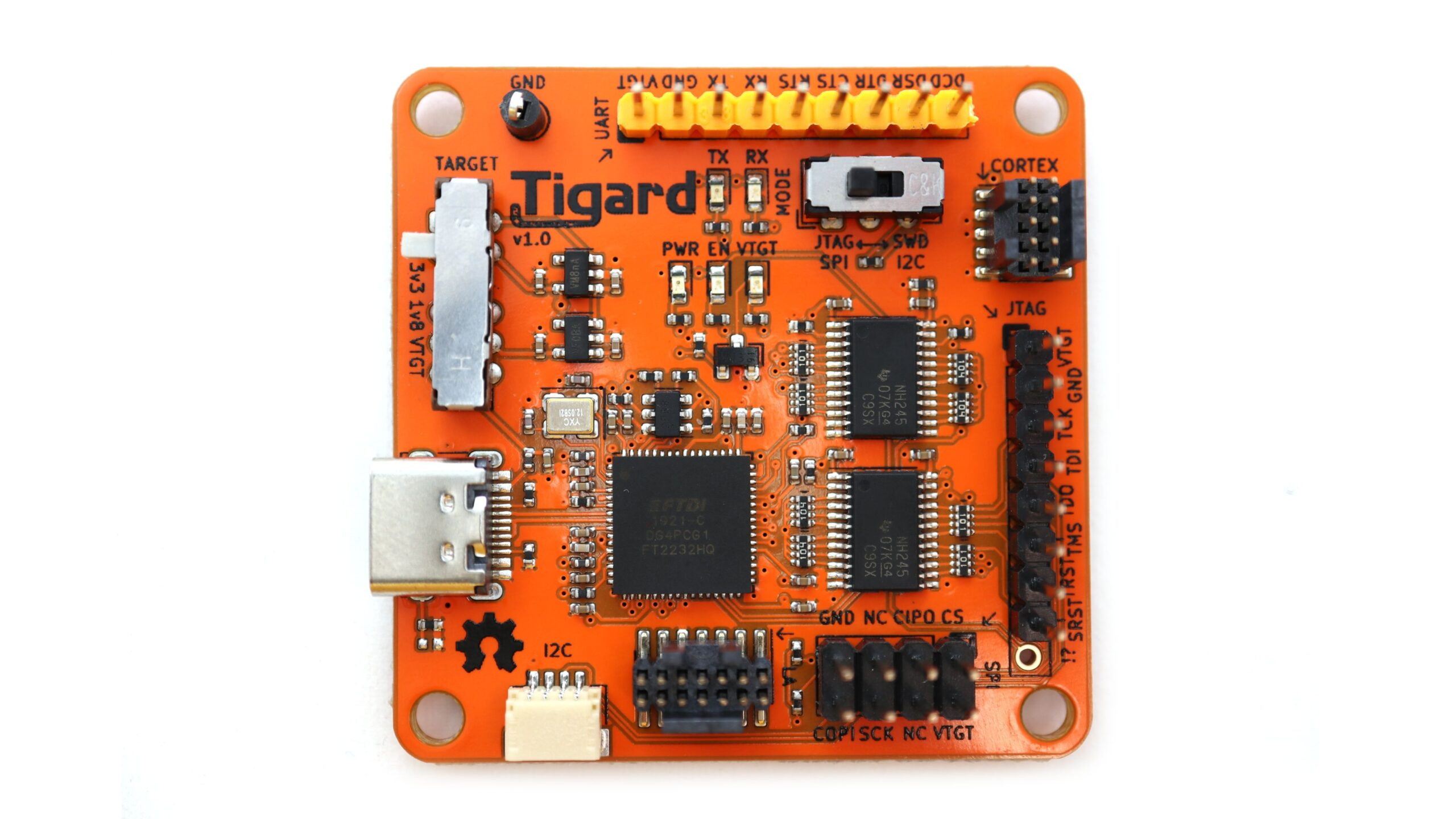 Tigard Is Here to Bust Open Any Embedded Physical Interface You Can Find
