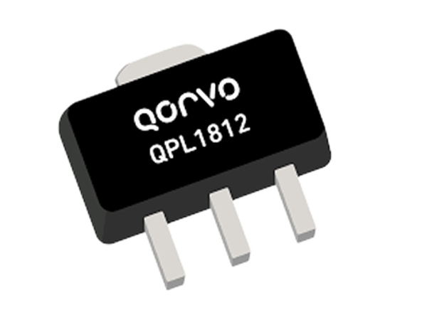 Qorvo QPL1812 Single Ended RF Amplifier is suitable for CATV