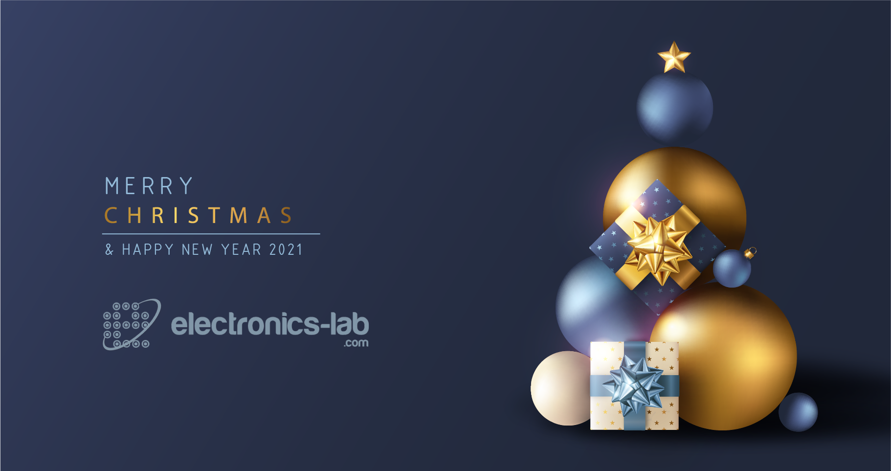 Merry Christmas from Electronics-lab.com