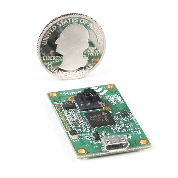 Himax AI Development Board Supports TFLite for Microcontrollers at just $65