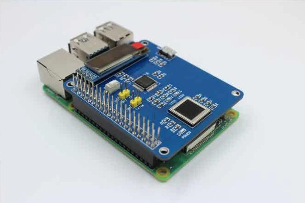 Meet PiFinger – World's First Fingerprint HAT for Raspberry Pi