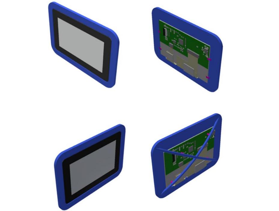 Riverdi Ux Touch Display
