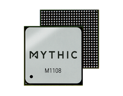 M1108 AMP AI Accelerator Chip, Industry's First Analog Matrix Processor