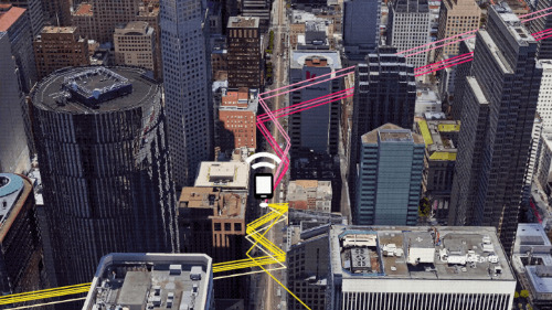 3D Mapping improves urban GPS accuracy for your app