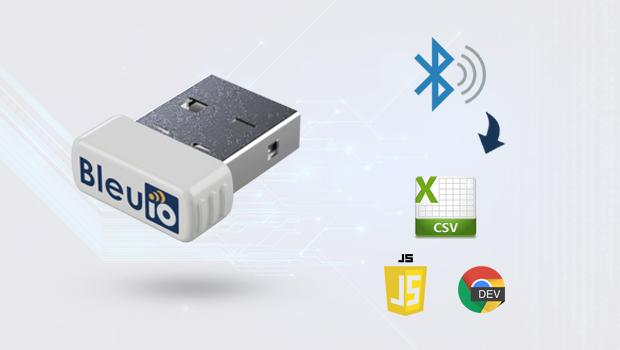 Collect and Export Data From Bluetooth Devices