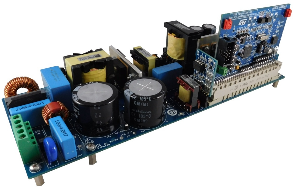 STMicroelectronics STEVAL-LLL009V1 Digitally Controlled Power Supply