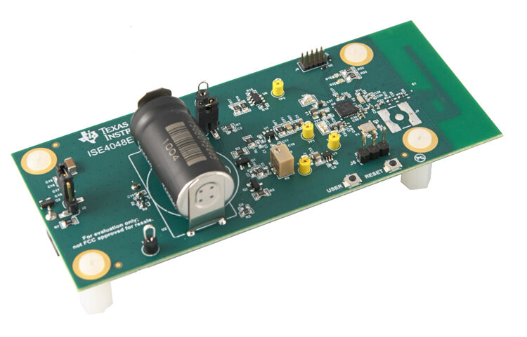 Always-on Low-power Gas Sensing with 10+ Year Coin Cell Battery Life Reference Design
