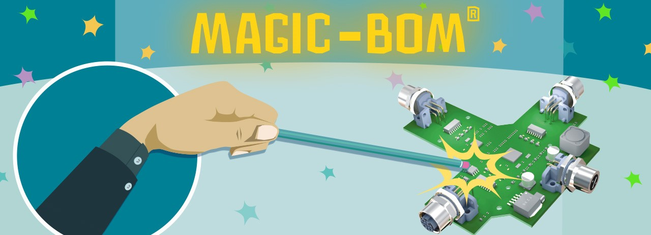 MAGIC-BOM® – For Perfect PCB Assembly