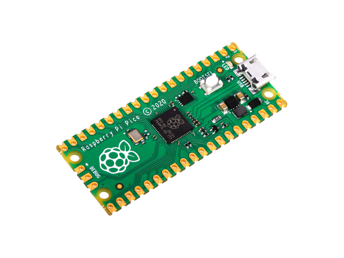 Meet the $4 Raspberry Pi Pico Board with RP2040 Dual-Core Cortex-M0+ microcontroller