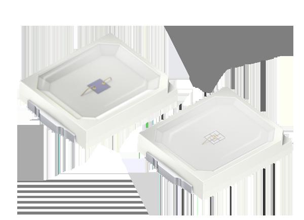 OSRAM Opto Semiconductors DURIS® E 2835 Color LEDs