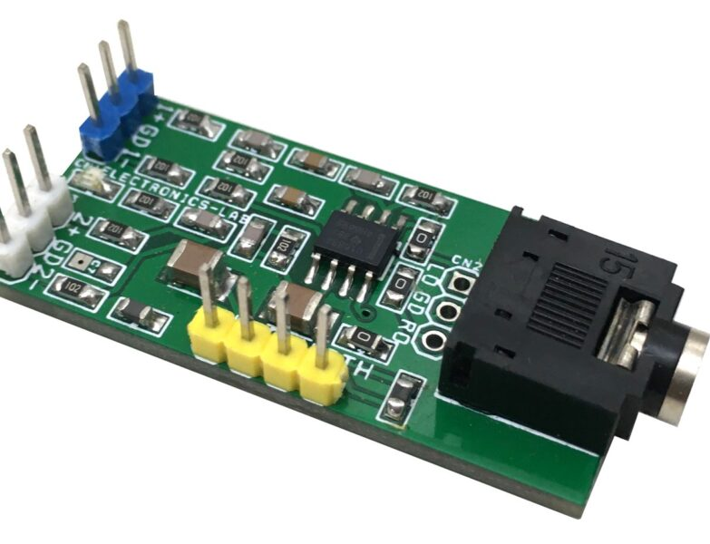 Headphone Amplifier For DAC Converter