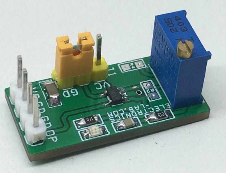 1Khz to 20Mhz Low Power Oscillator