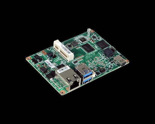 DFI's AL05P is a 2.5-inch Pico-ITX SBC with PoE and an Apollo Lake Processor