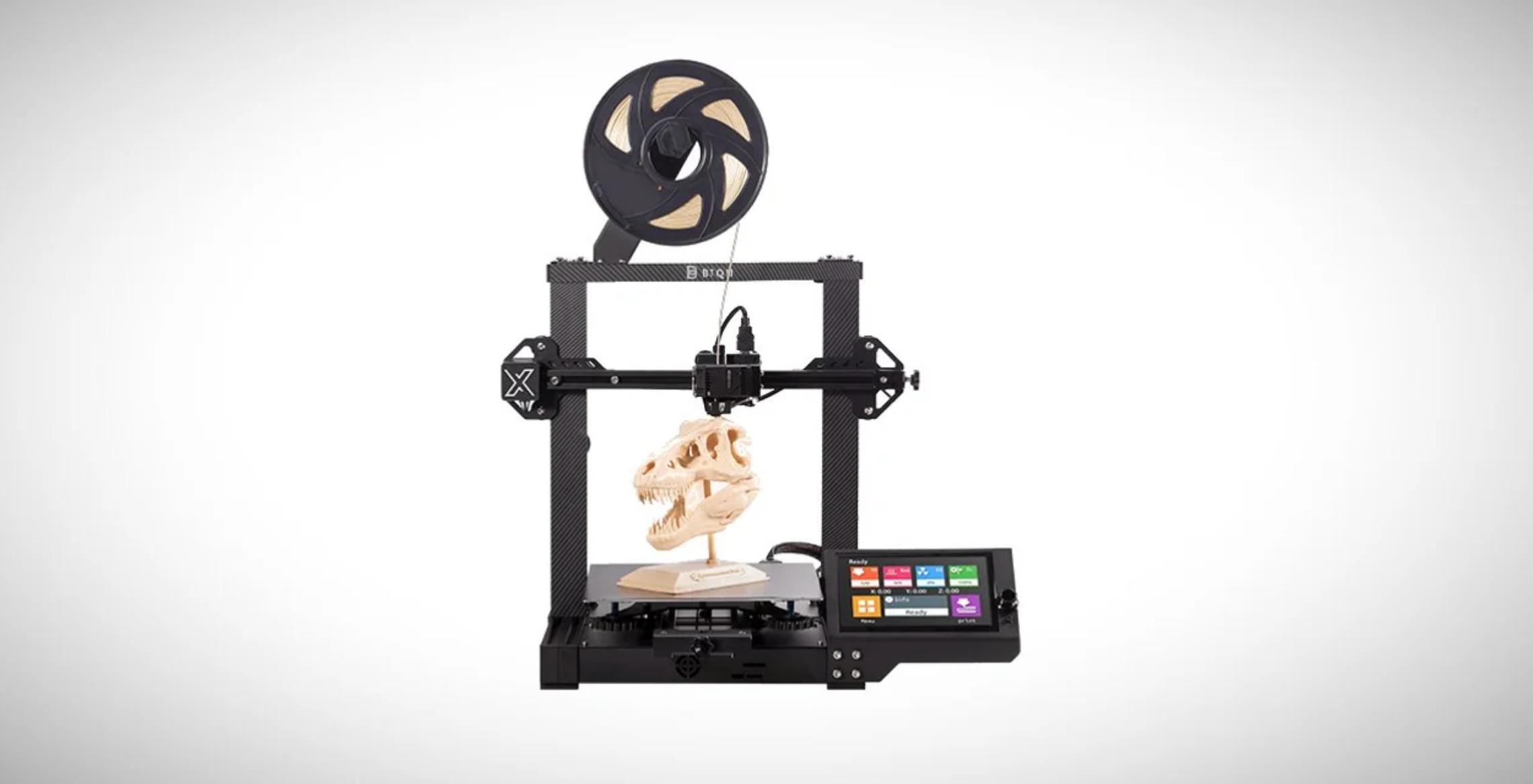 BIQU BX, World's First OctoPrint Integrated FDM 3D Printer
