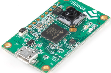 Himax WE-I Plus EVB: Computer vision and AI on the Edge
