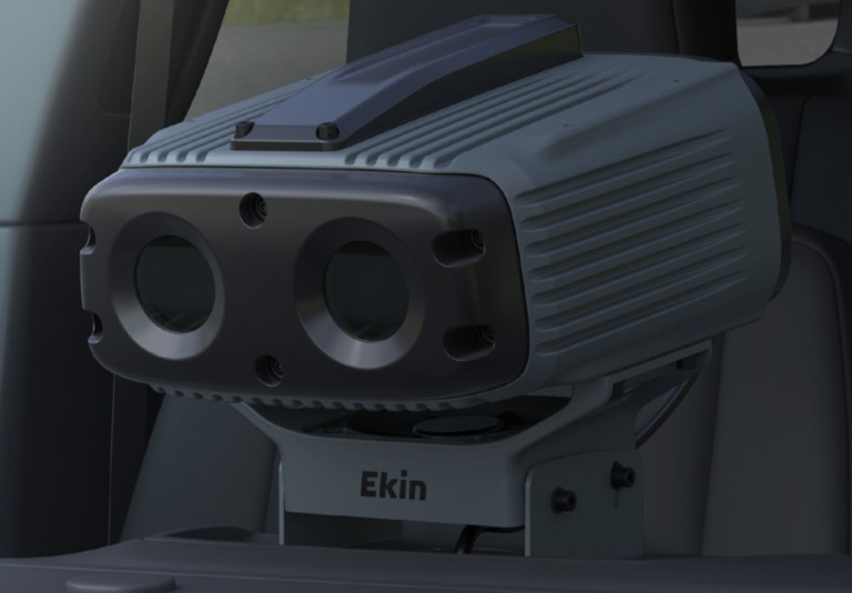 Ekin's AI Camera for Traffic Data, Management, and Enforcement