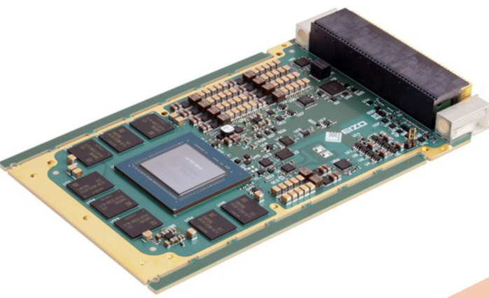 GRA115Q 3U VPX GPU Board for Intensive RADAR and AI Applications