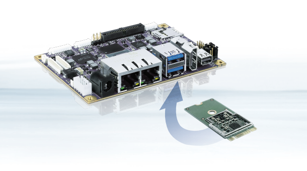 Kontron AI Platform based on Google Coral Edge TPU for Artificial Intelligence