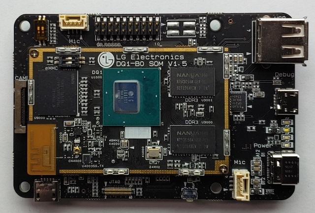 LG Introduces LG8111 AI Chip And Development Kit for On-device AI