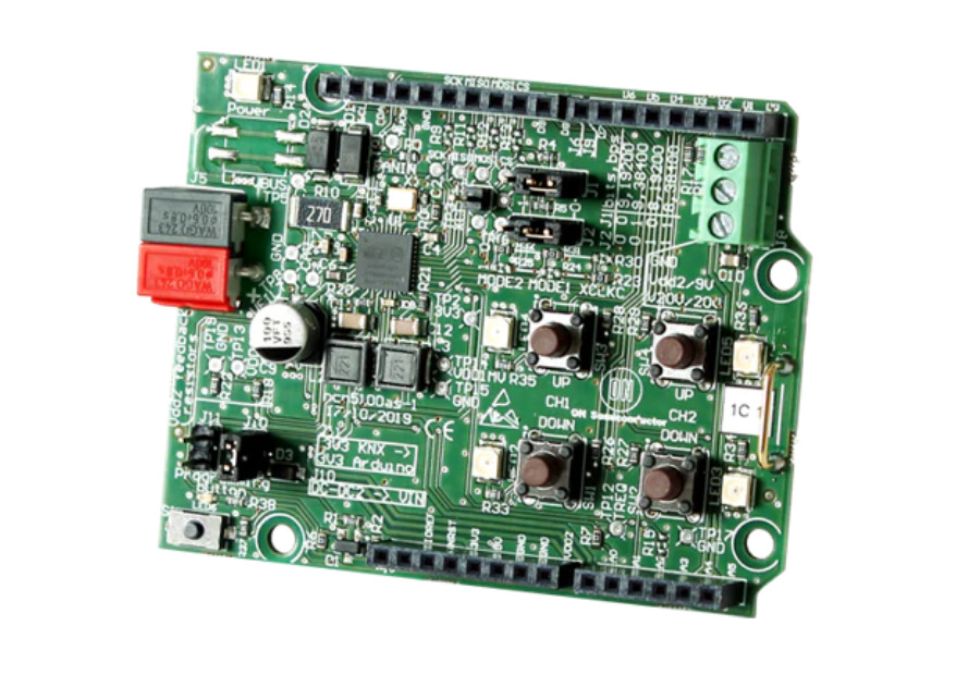 ON Semiconductor NCN51xxASGEVB KNX Evaluation Boards