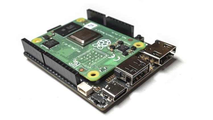 Piunora Carrier Board For Raspberry Pi Compute Module 4