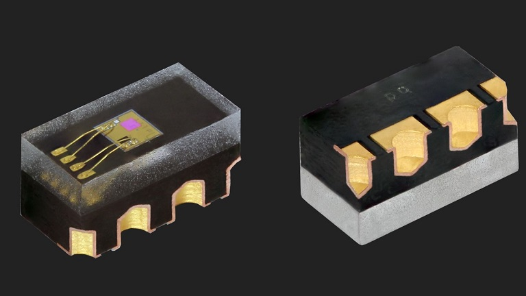 VEML3235SL is an advanced ambient light sensor with an I2C protocol interface