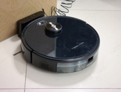 Tesvor S6 Robot Vacuum Review, Ideal for Pet Hai...