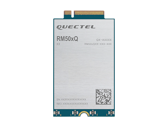Quectel RM50xQ Global 5G Modules are available