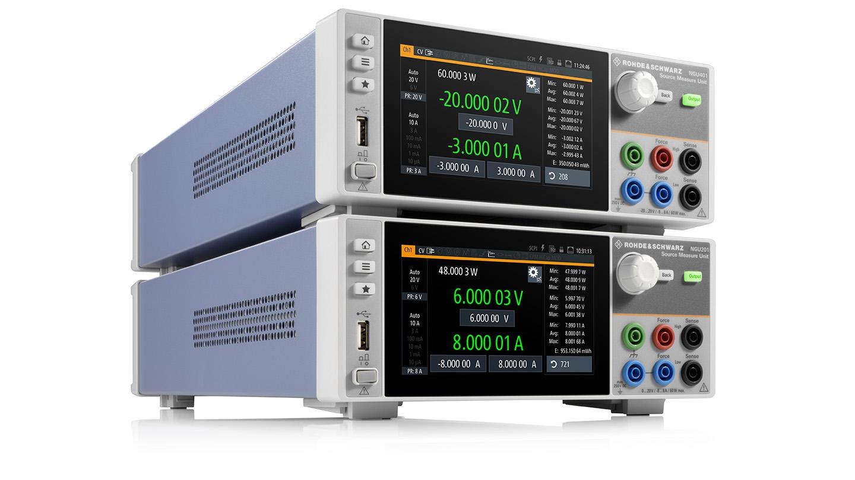 Rohde & Schwarz enters source measure unit market with the new R&S NGU