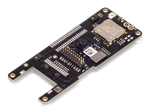 Arduino Portenta Vision Shield LoRa for Computer Vision Applications