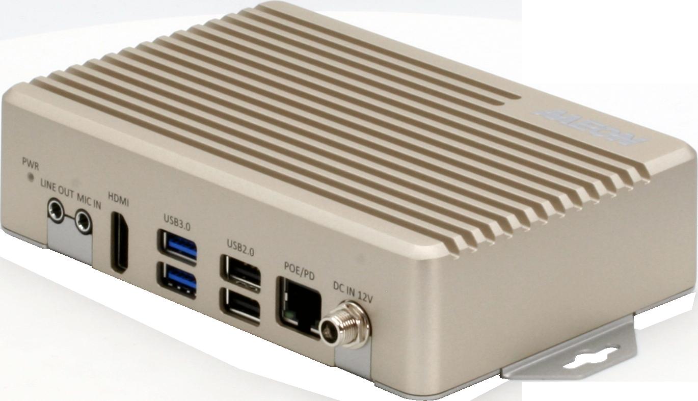 BOXER-8521AI: Power AI Edge Computing with Google® Edge™ TPU
